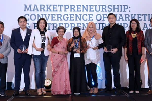 Winner of Asia YWN Award 2018